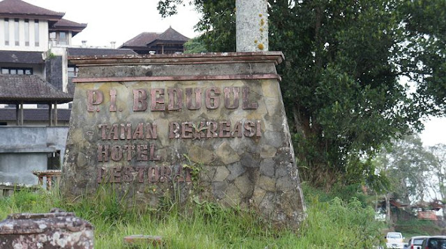 pi bedugul resort hotel and restaurant bali
