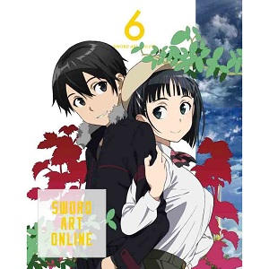 Sword art online Bonus CD 6