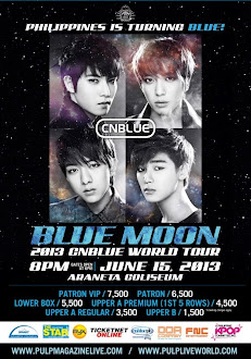 CNBLUE Live in Manila
