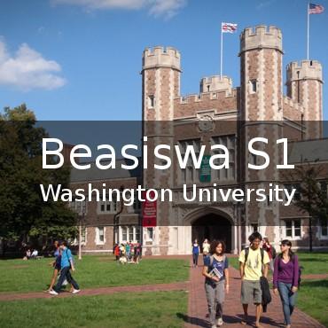 beasiswa Washington University