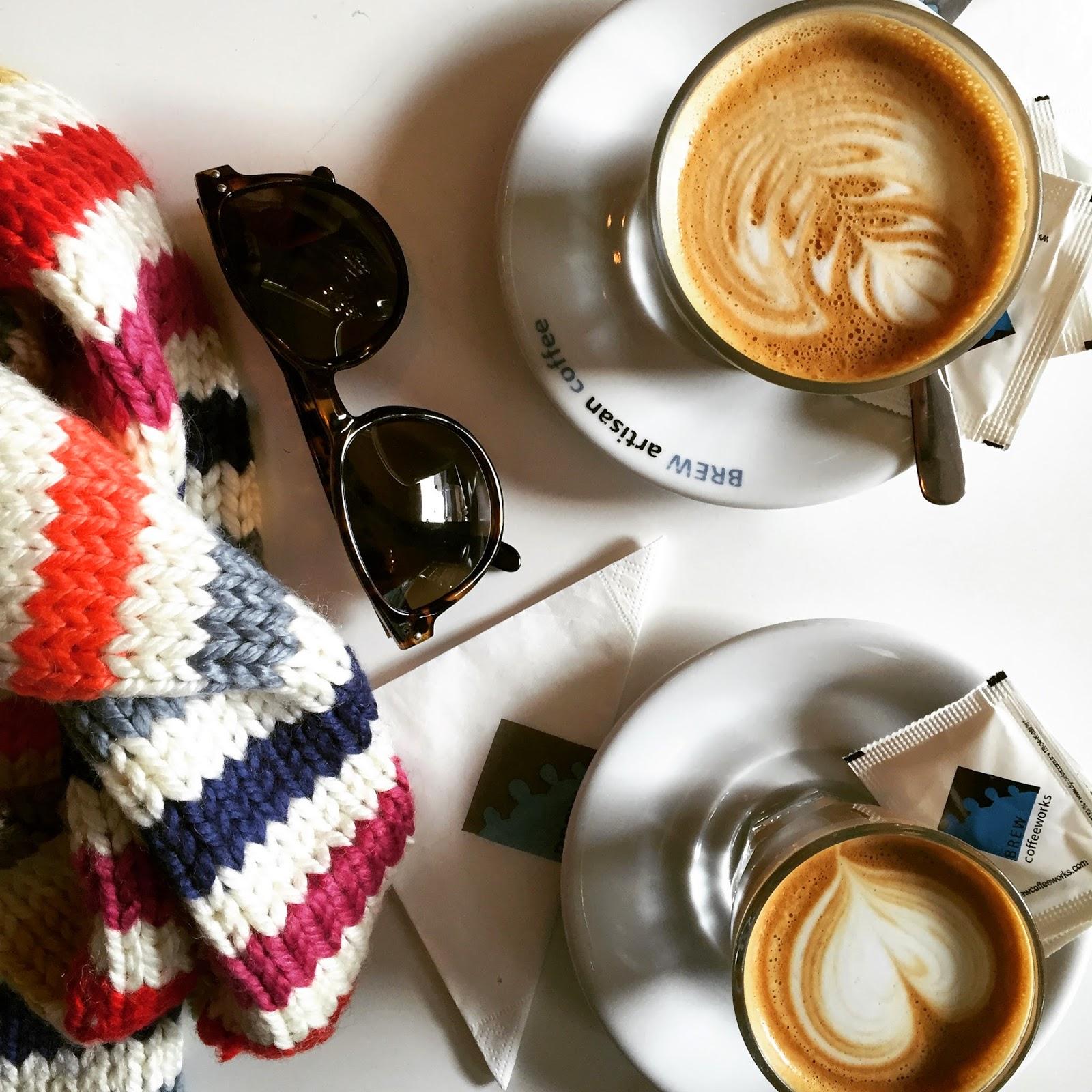 Brew Artisan Coffee Eminonu Kahve