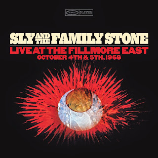 Sly & the Family Stone's Live At The Fillmore East October 4th & 5th, 1968