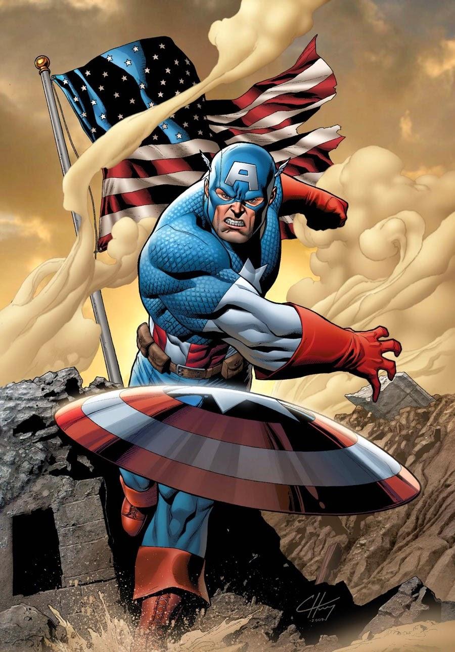 Kumpulan gambar captain america gambar lucu terbaru for Captain america