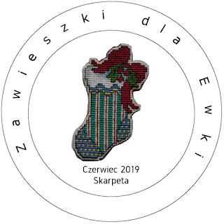 haftowane zawieszki- czerwiec 2019
