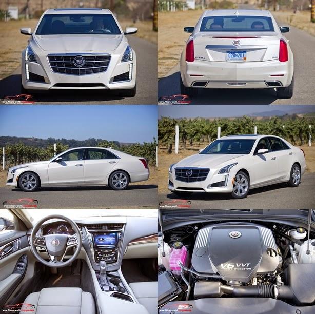 Automotive News: 2014 Cadillac CTS