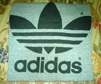 Vtg Adidas kain 5050