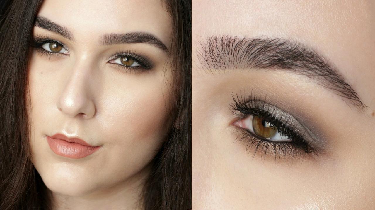 New years eve makeup tutorial bronze silver small hooded eyes nye smokey eye makeup look inspiration 2015 baditri Choice Image