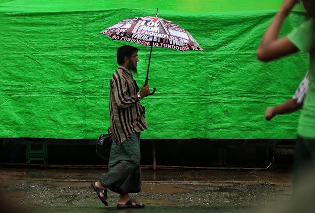ေဆြဝင္း (Myanmar Now) – အရိွန္တက္ေနေသာ မြတ္စလင္စီးပြားေရးကုိ သပိတ္ေမွာက္ျခင္း