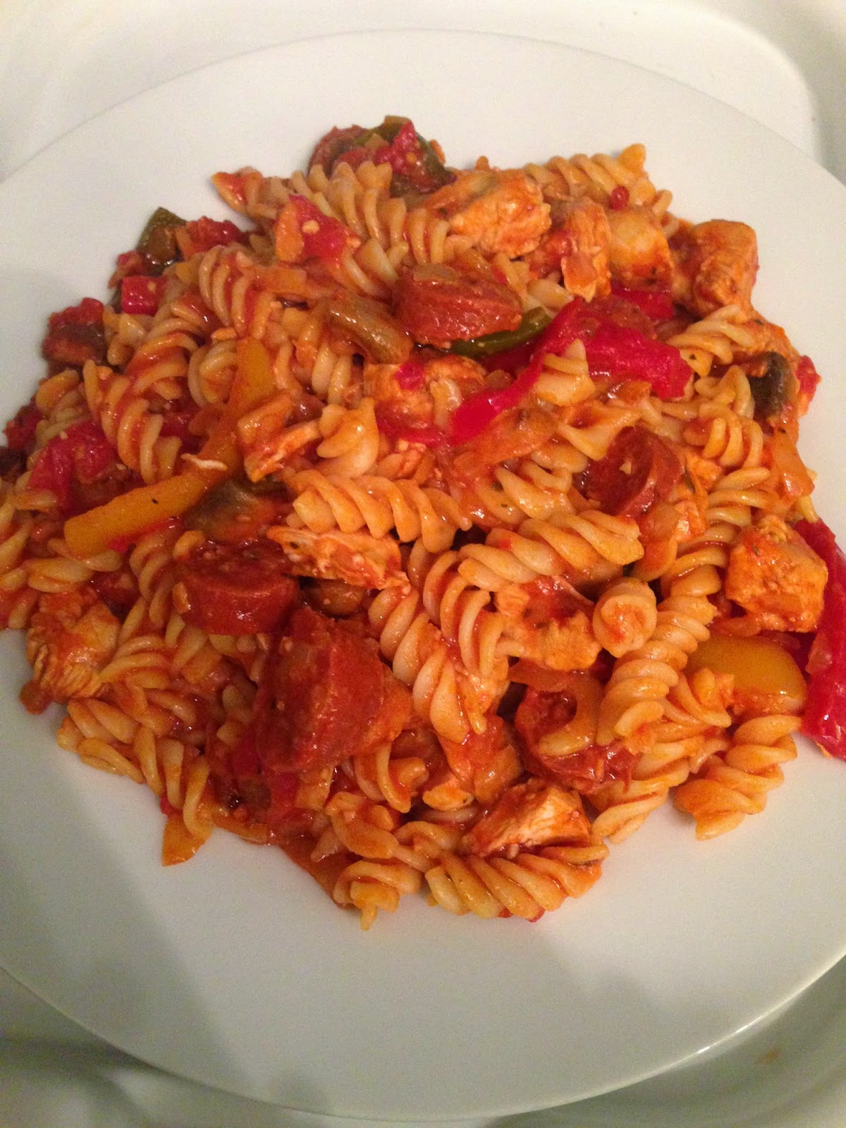 Chorizo garlic pasta recipes