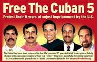 Solidaridad con los 5 héroes