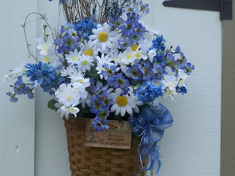 Basket full of Posies