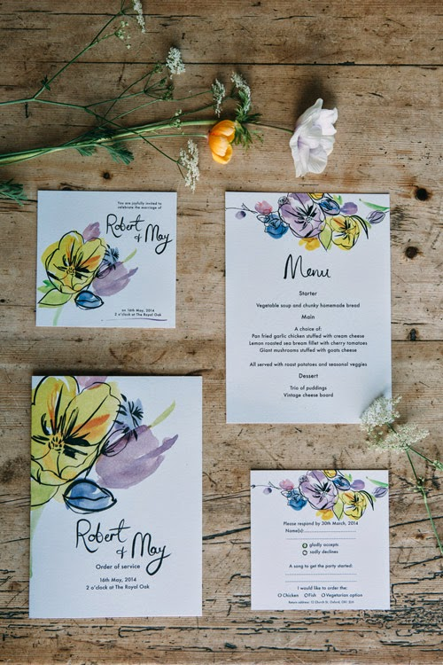 Dearly Beloved - Bespoke Wedding Stationery