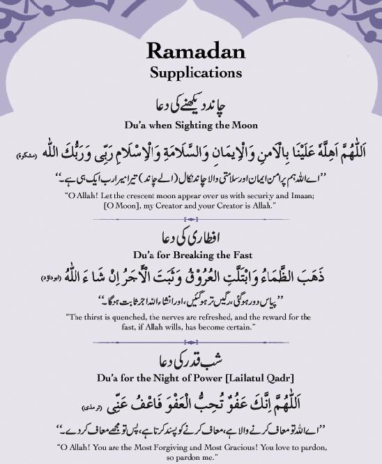 ramzan essay in english