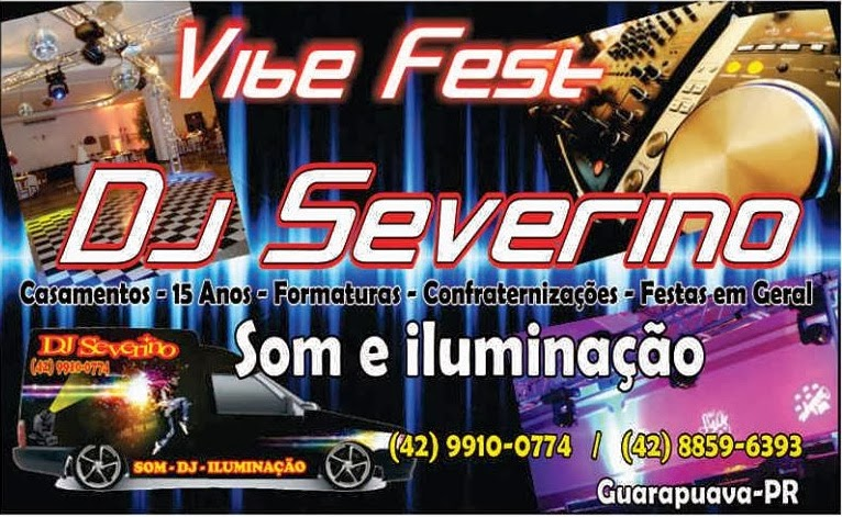 Vibe Fest .  Dj Severino