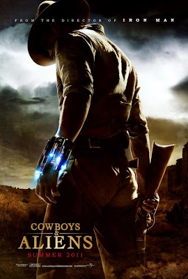 Movies Showing July 2011: Cowboys & Aliens