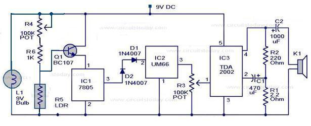 Wiring Schematic Diagram August 2011