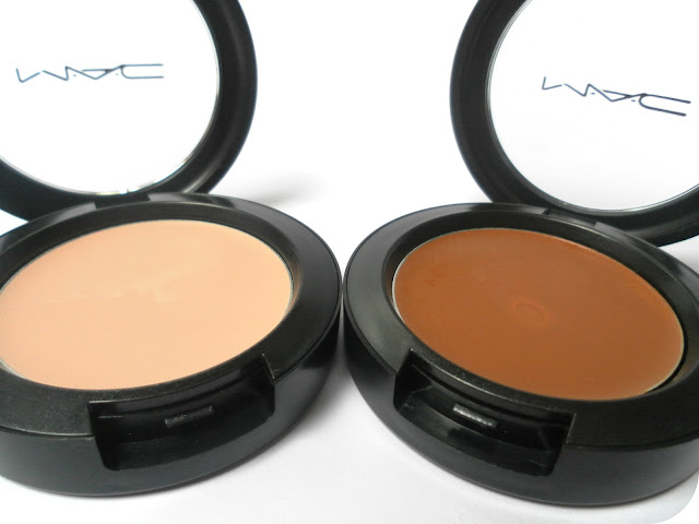 MAC Pro-Sculpting Creams in Accentuate and Copper Beech