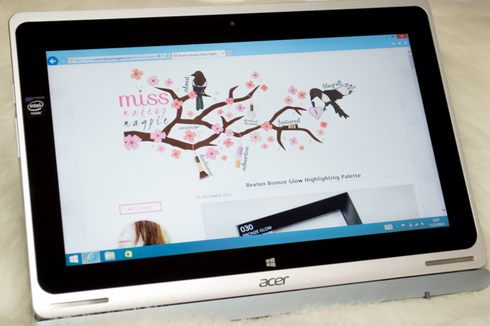 ACER Inspire Switch 10