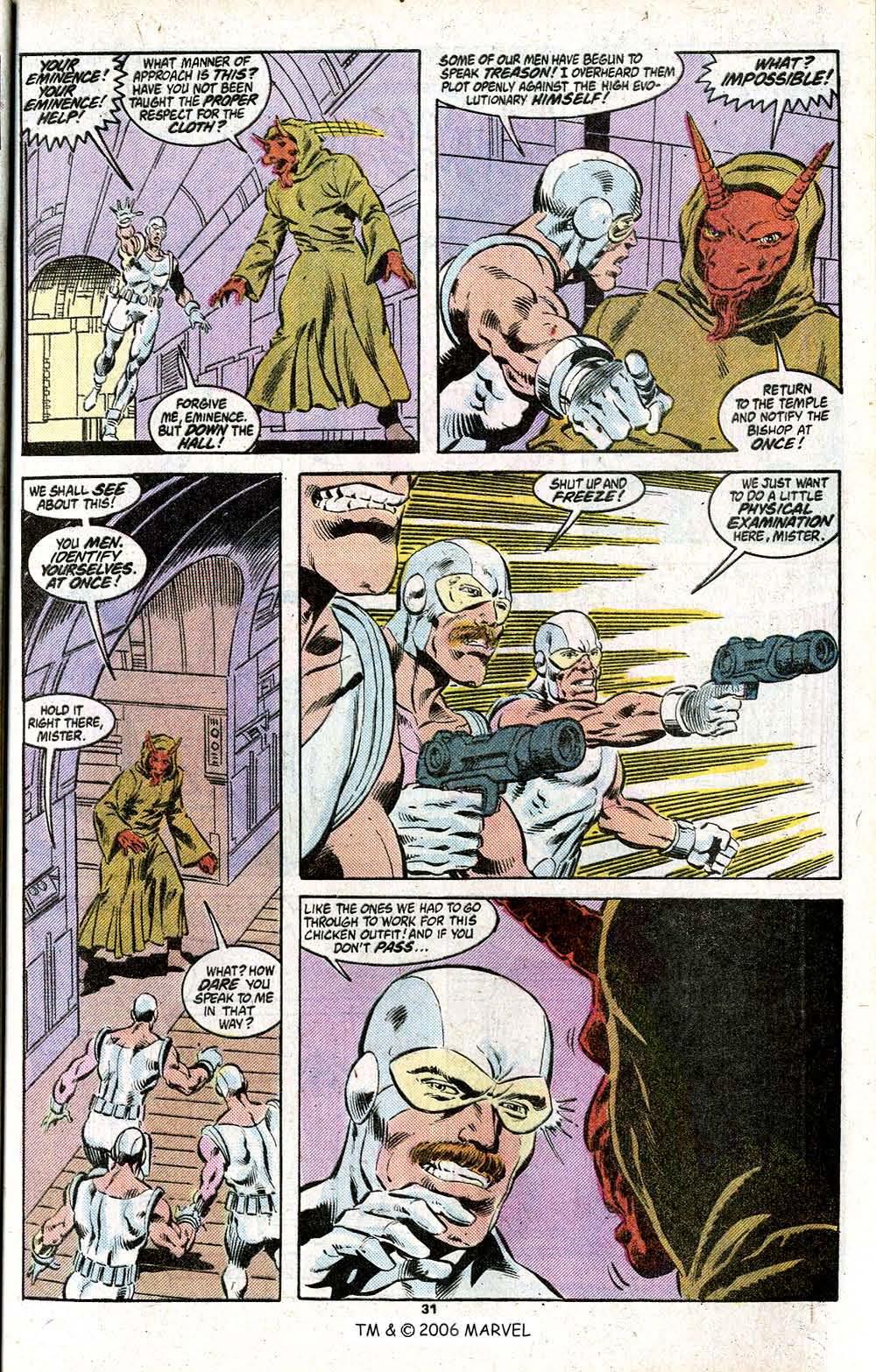 Captain America (1968) Issue #348c #280 - English 33