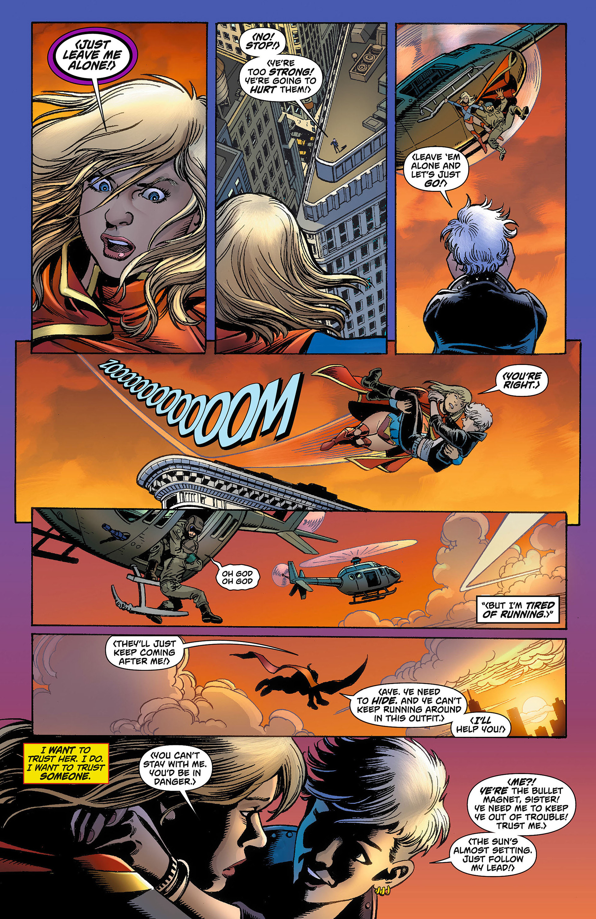 Supergirl (2011) Issue #8 #10 - English 10