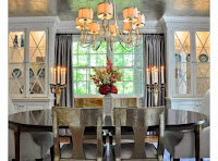 Modern Dining Room with Luxury Chairs