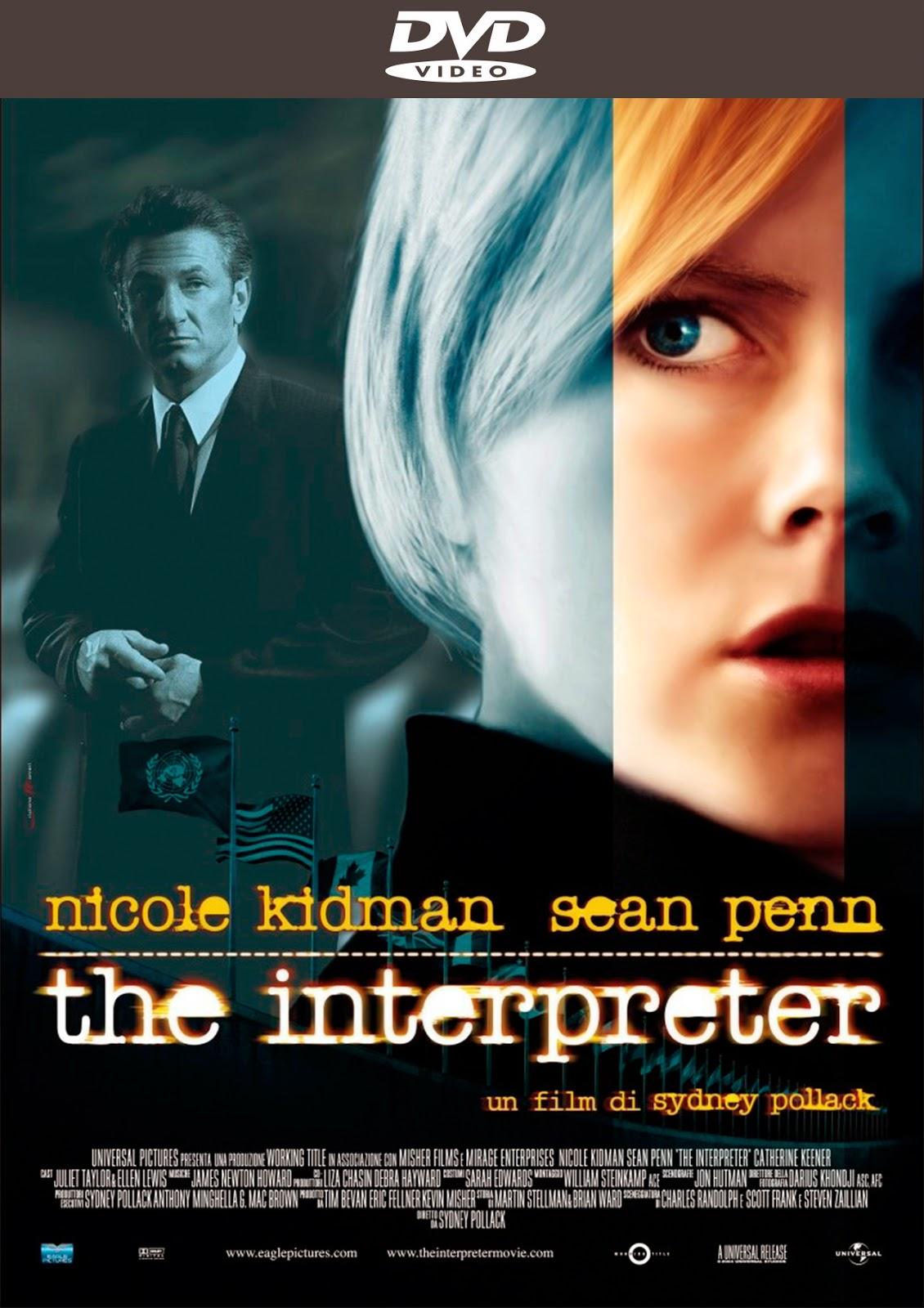 The Interpreter [2005] [Latino] [DVD/Ntsc]