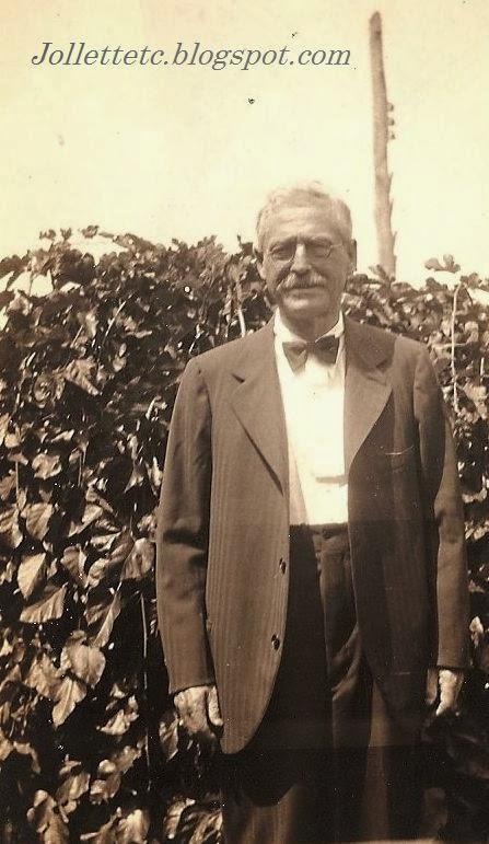 Walter B. Davis, Shenandoah, Virginia  http://jollettetc.blogspot.com
