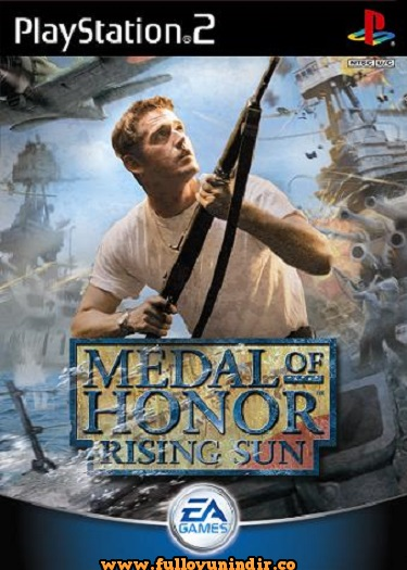 Medal Of Honor Rising Sun ps 2