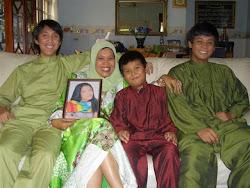 Selamat Hari Raya Aidilfitri : October 2006