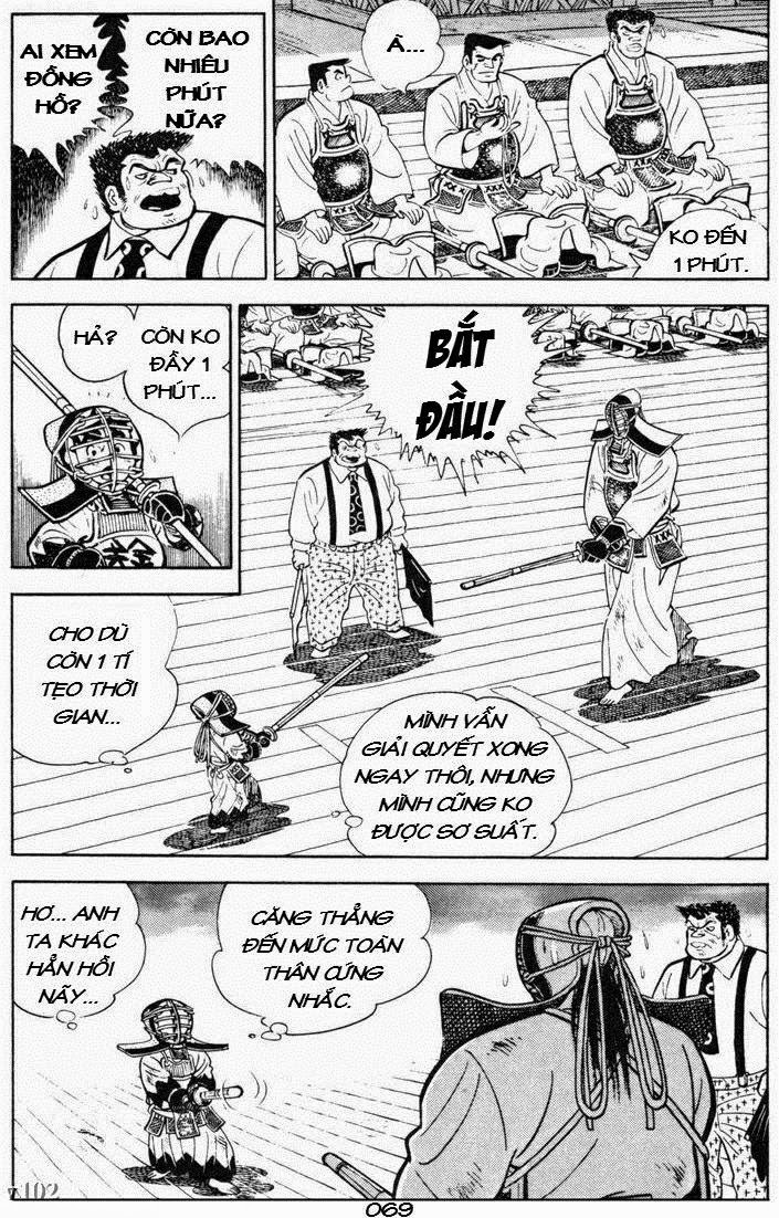 Siêu quậy Teppi chap 94 - Trang 24