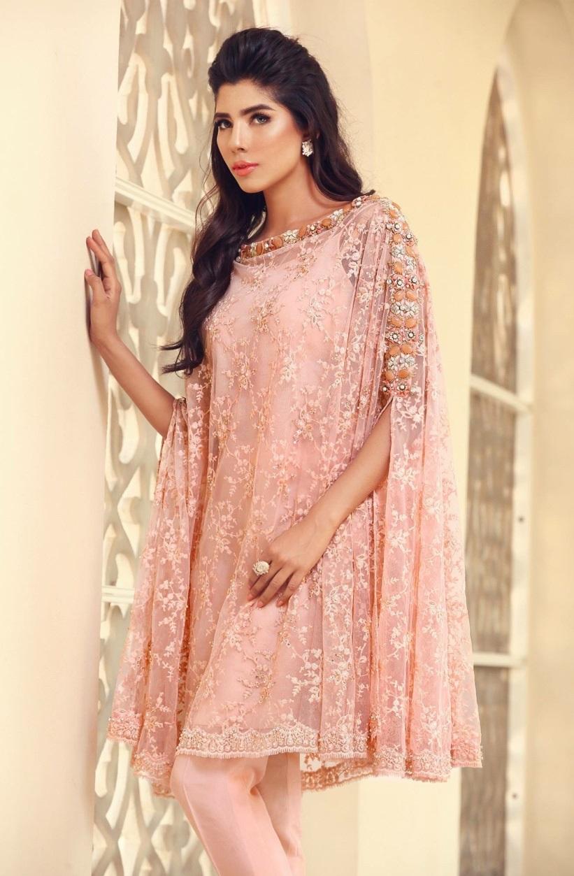 simple summer dresses pakistani