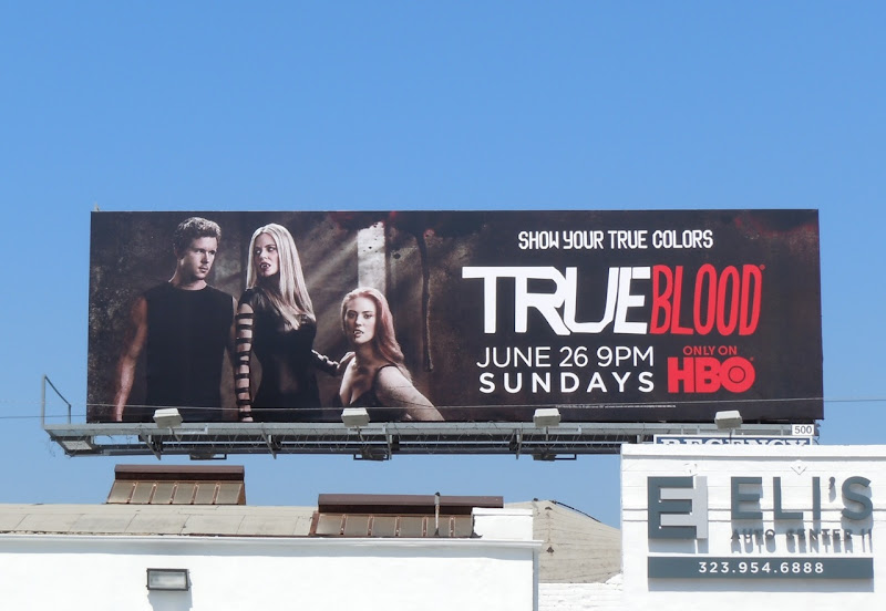 True Blood Pam season 4 billboard