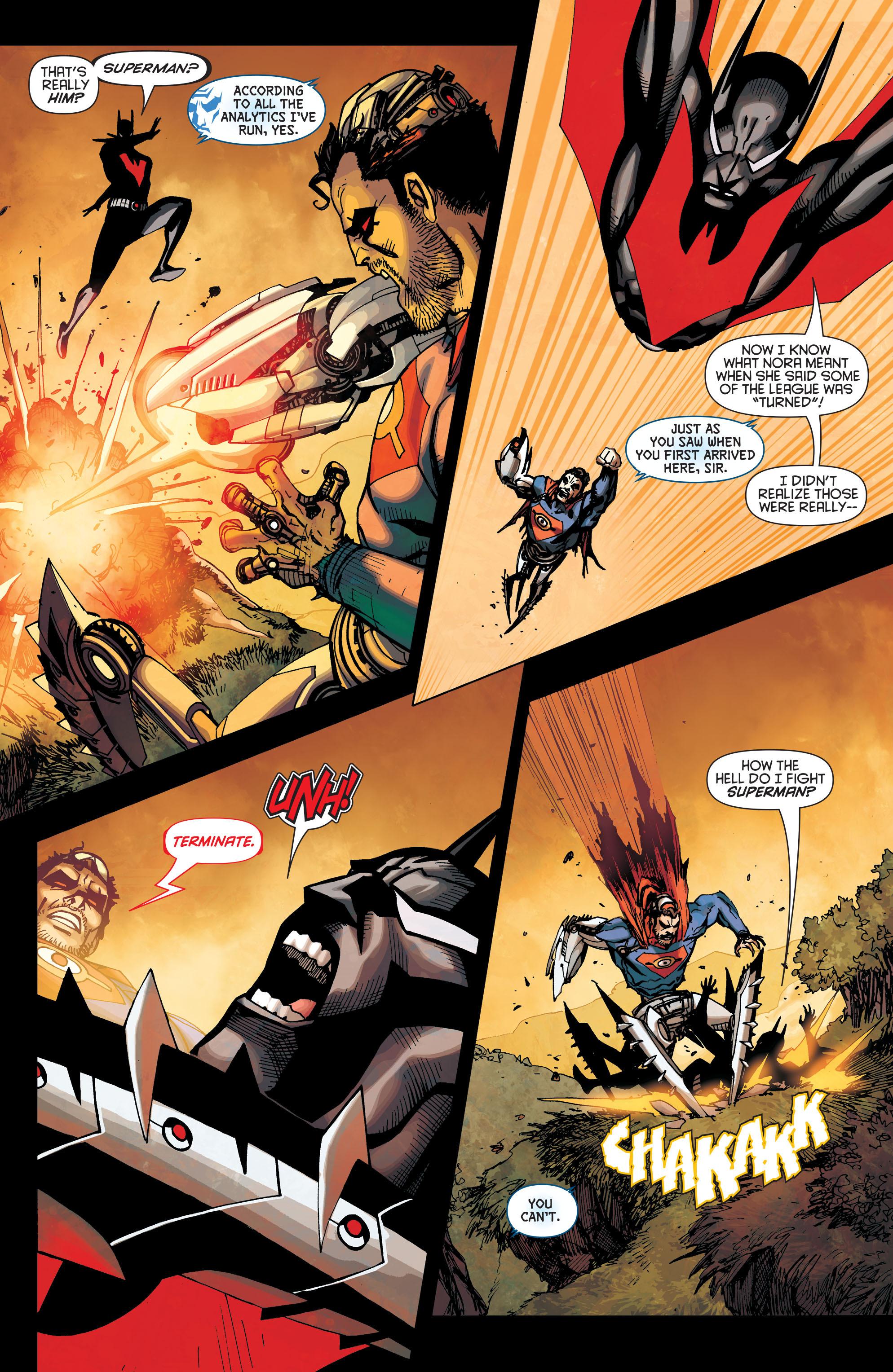 Batman Beyond (2015) Issue #1 #1 - English 18