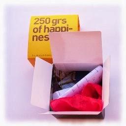 Juego Hacer la caja de la felicidad