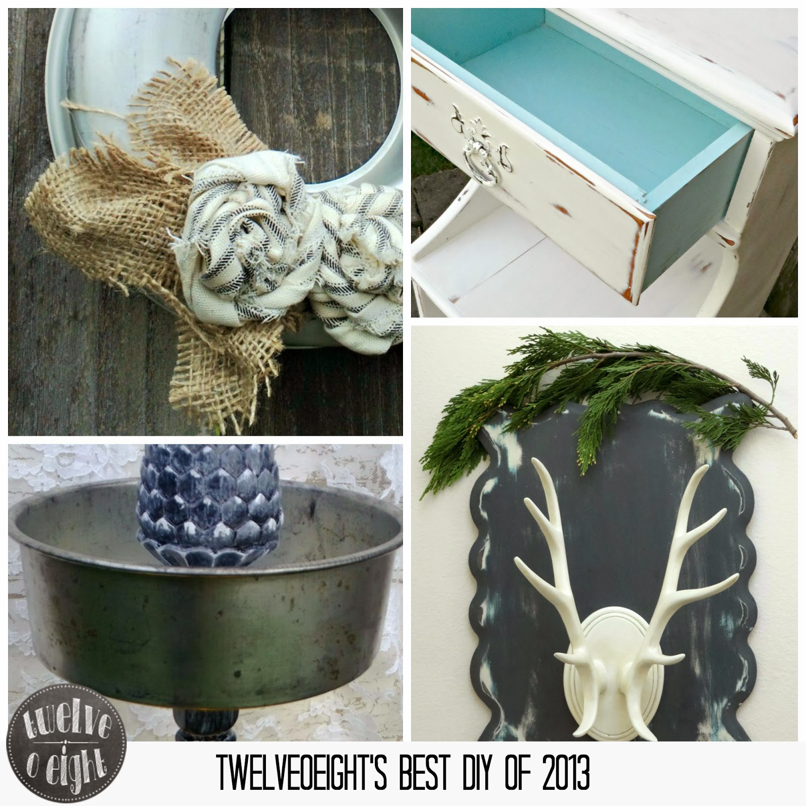 twelveOeight\'s BEST DIY Projects of 2013