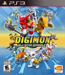 Digimon All-Star Rumble – PS3