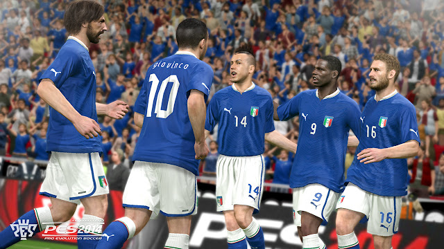 Pro Evolution Soccer 2014 PC Game Image 3