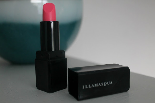 Illamasqua Immodest Lipstick Review
