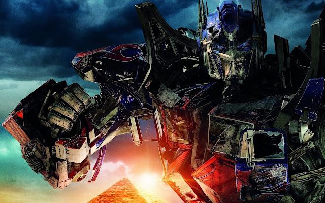 Transformer Autobots Leader