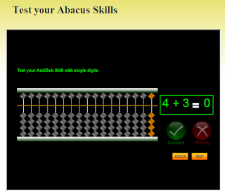 Test Your Chinese Abacus Skills