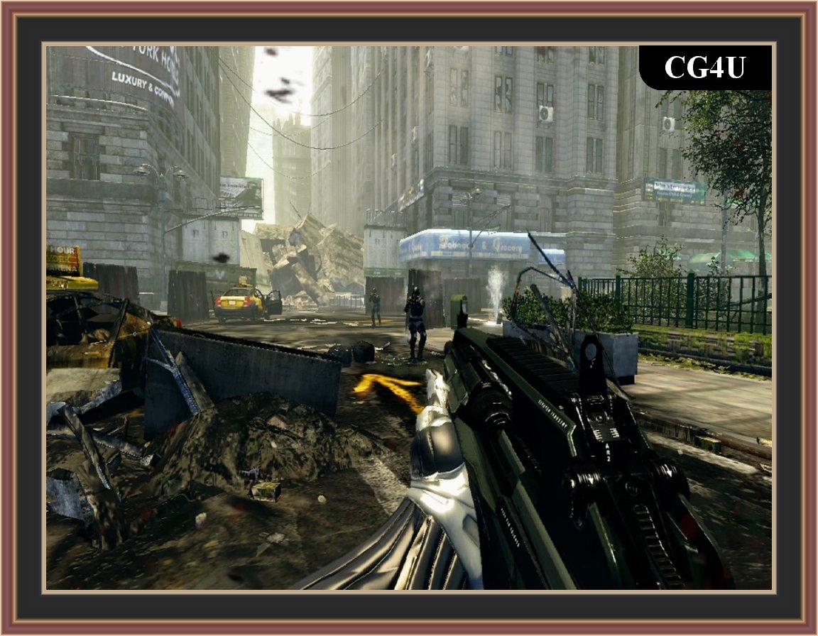 Crysis 2 Screenshots