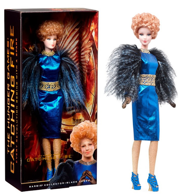 Barbie effie trinket caja