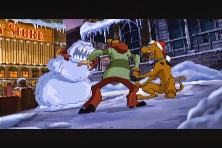 Scooby-Doo Natal Assombrado