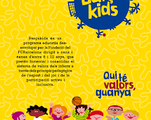 10 a 12 Junio: Barça Kids