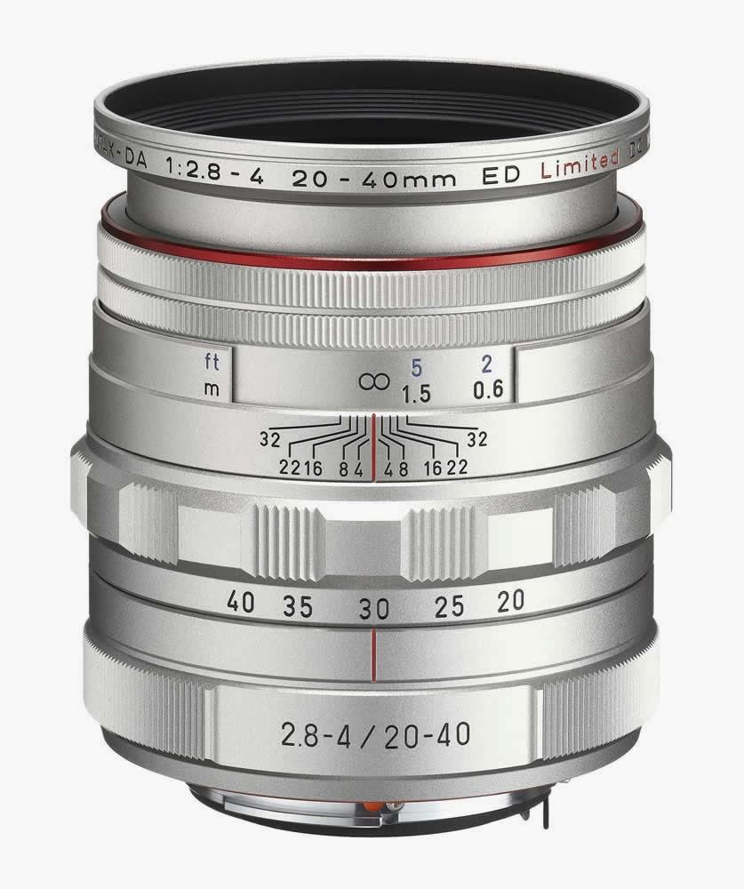 HD PENTAX - DA 20 - 40mmF2.8 - 4ED