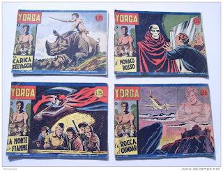 Yorga colección original italiana