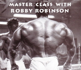 "PICTURE FROM RR'S DVD ""MASTER CLASS WITH ROBBY ROBINSON""  ▶ www.robbyrobinson.net/dvd_master_class.php"