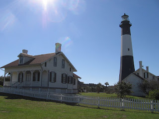 The Tybee Lighthouse