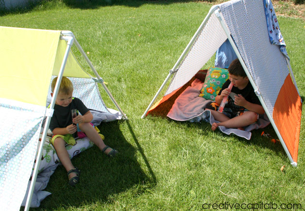 Basic Collapsible Play Tents & Capital B: Basic Collapsible Play Tents