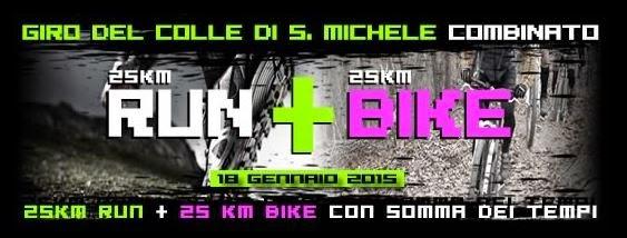 Giro del Colle San Michele 2015